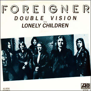 Double Vision/ Lonely Children