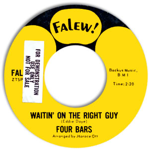 Waitin' On The Right Guy/ I've Got To Move