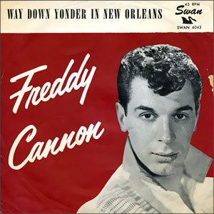 Way Down Yonder in New Orleans/ Fractured