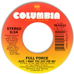 Full Force, Columbia 05623