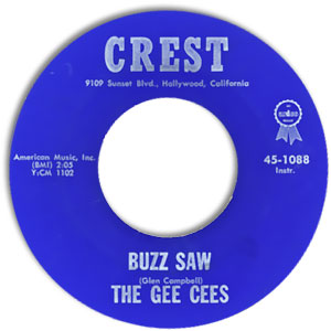 The Gee Cees, Crest 1088