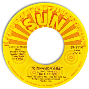 Cinnamon Girl/ I Just Got The News