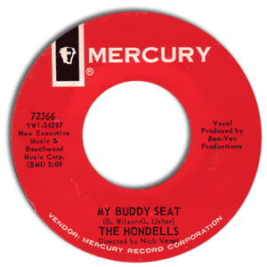 My Buddy Seat/ You're Gonna Ride With Me