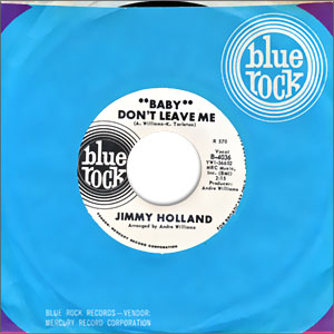 Jimmy Holland, Blue Rock 4036
