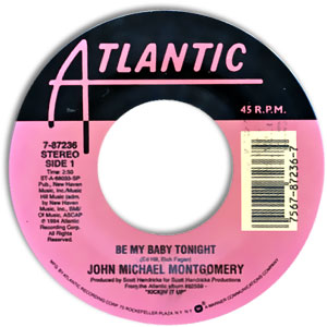 John Michael Montgomery, Atlantic 87236