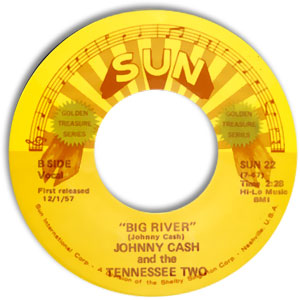 Ballad of a Teenage Queen/ Big River