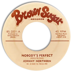 Johnny Northern, Brown Sugar 2001