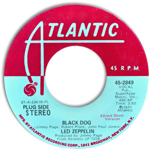 Led Zeppelin, Atlantic 2849
