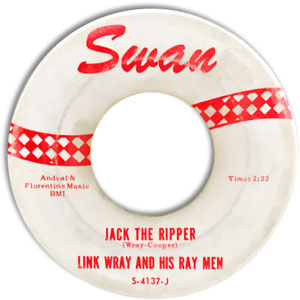 Link Wray and His Ray Men, Swan 4137