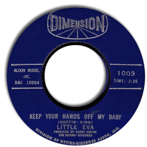 Keep Your Hands Off My Baby/ Where Do I Go?