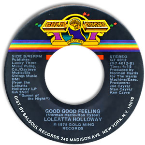 Only You/ Good Good Feeling
