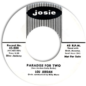 Close Your Eyes/ Paradise For Two