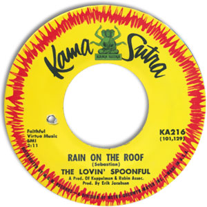 Rain on the Roof/ Pow (Theme from