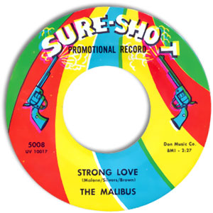 The Malibus, Sure-Shot 5008