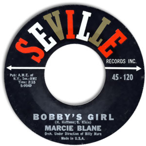 Bobby's Girl/ A Time To Dream
