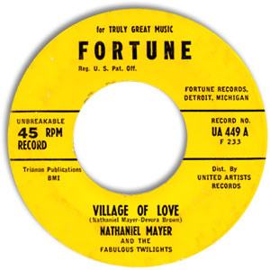Village of Love/ I Want A Woman