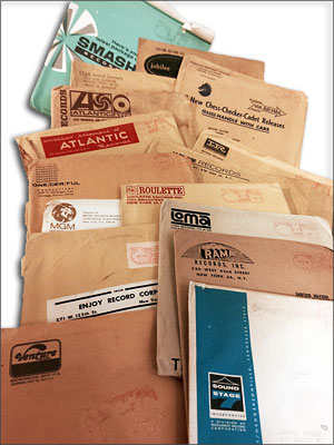 Louise Neal: Branded 45 Mailing Packages