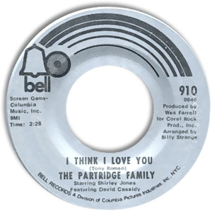 I Think I Love You/ Somebody Wants To Love You