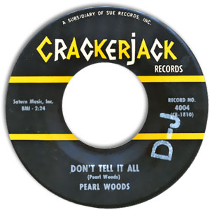 Pearl Woods, Crackerjack 4004