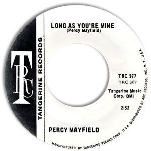 Percy Mayfield, Tangerine 977