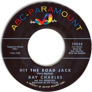 Hit The Road Jack/ The Danger Zone
