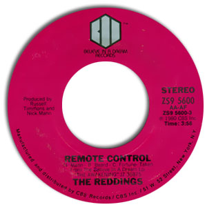 Classic 45 The Reddings Remote Control The Awakening
