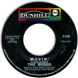 Movin'/ Write To You