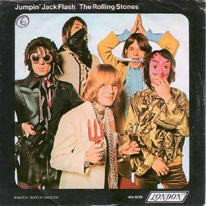 Jumpin' Jack Flash/ Child of the Moon