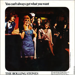 Honky Tonk Women/ You Can't Always Get What You Want