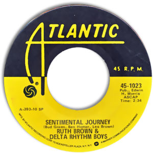 Sentimental Journey/ It's All In Your Mind