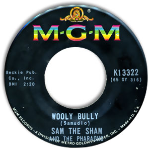 Wooly Bully/ Ain't Gonna Move