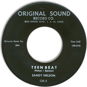 Teen Beat/ Big Jump