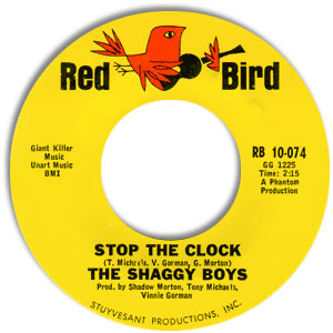 Stop The Clock/ In The Morning