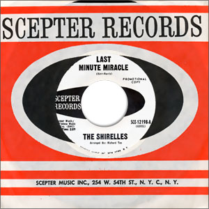 The Shirelles, Scepter 12198