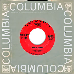 Shirley Ellis, Columbia 44021