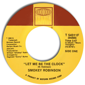 Let Me Be The Clock/ Travelin' Through