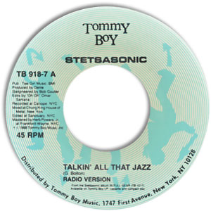 Stetsasonic, Tommy Boy 918