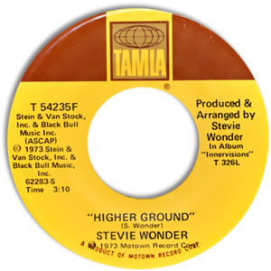 Higher Ground/ Too High