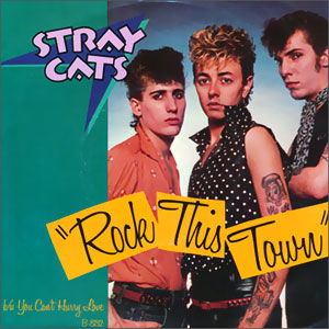 Stray Cats, EMI 8132