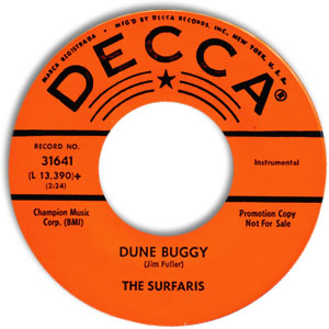 Classic Surf Cars 45 The Surfaris Dune Buggy Boss