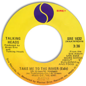 Take Me To The River/ Thank You For Sending Me An Angel (Version)