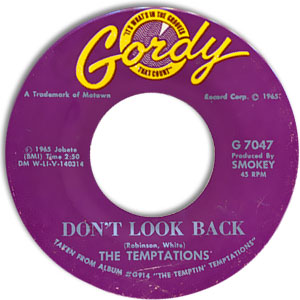 My Baby/ Don't Look Back