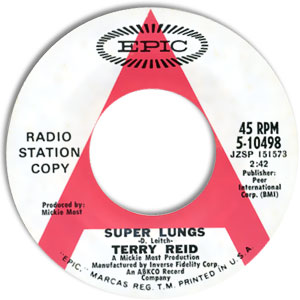 Super Lungs/ May Fly