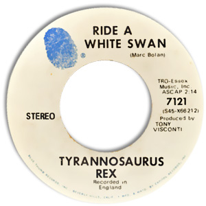 Ride A White Swan/ Summertime Blues