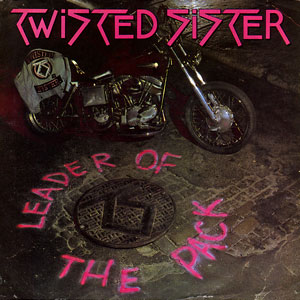 Classic 45 Twisted Sister Leader Of The Pack Atlantic