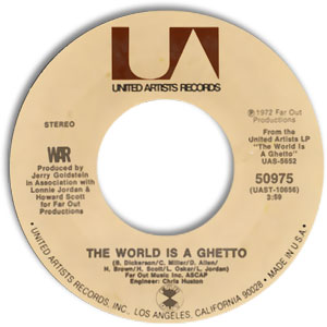 The World Is A Ghetto/ Four Cornered Room