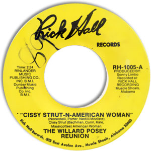 Cissy Strut-N-American Woman/ Just To Please You